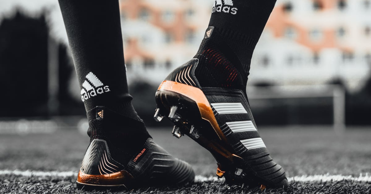 5ffa50c0e43c PHOTOS: adidas Release Beautiful New Predator 18+ Boots to Be Worn by  Pogba, Alli, Ozil and More | 90min