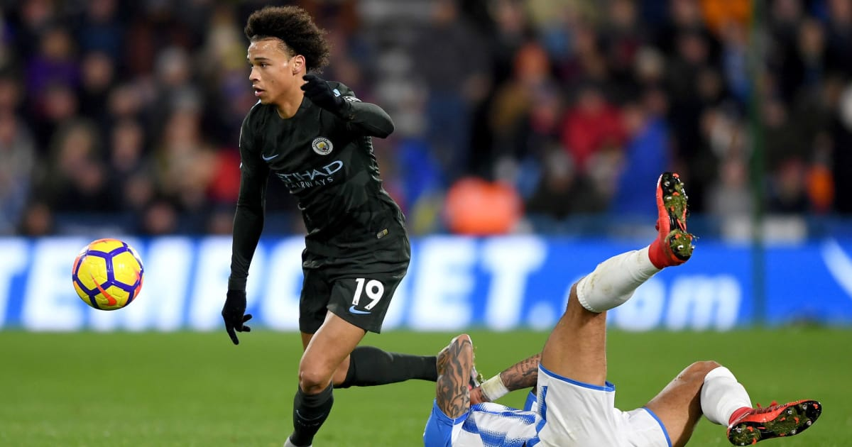 Last In Line Leroy Sane To Be Rewarded With Improved Deal At Man City But Will Have To Wait 90min