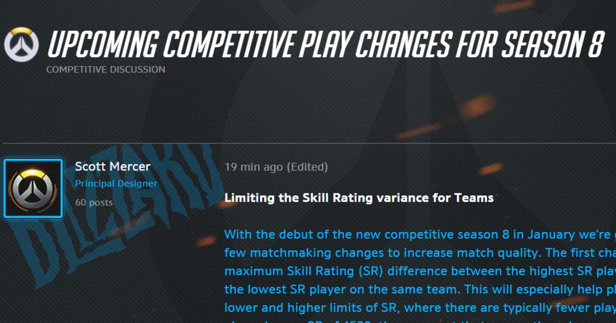 Hva er min matchmaking rating
