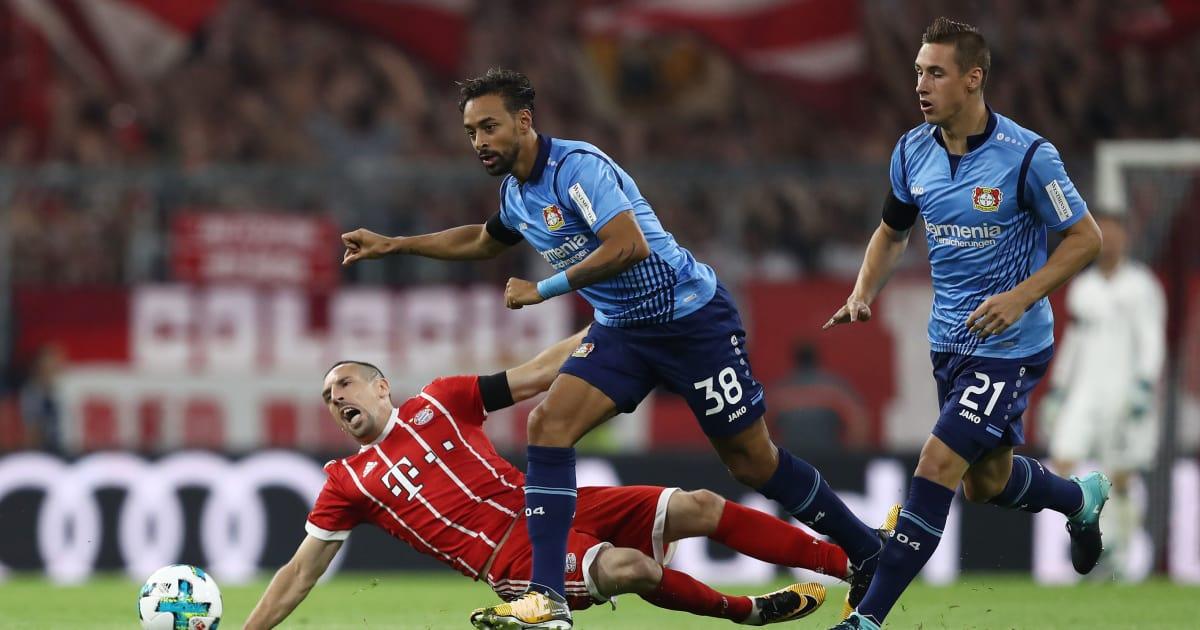 Bayer Leverkusen Gegen Bayern MГјnchen