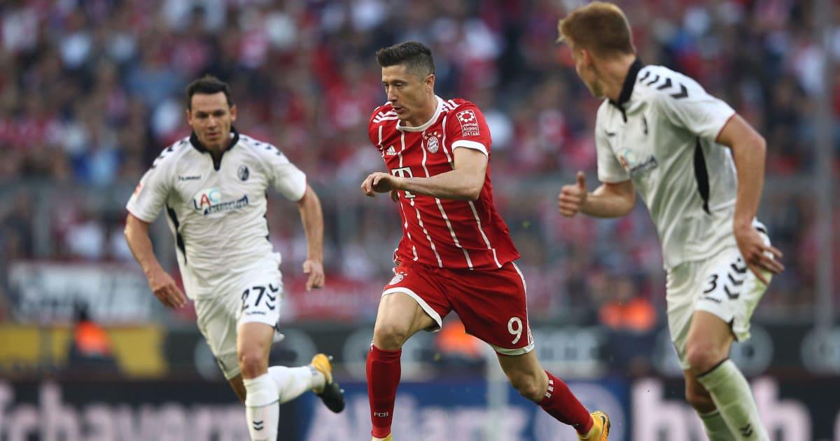 Bayern München Freiburg