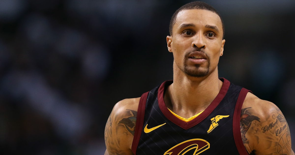 George Hill Downgraded to Out for Game 5