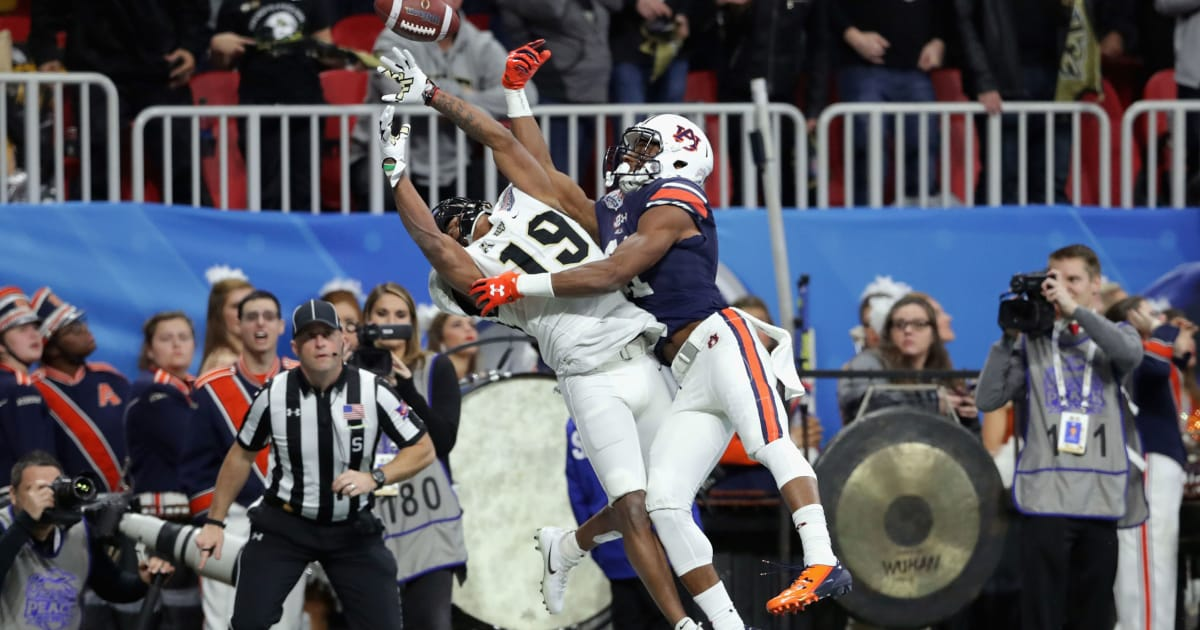 71f5d54b Vikings Select CB Mike Hughes With 30th Pick in the 2018 NFL Draft ...