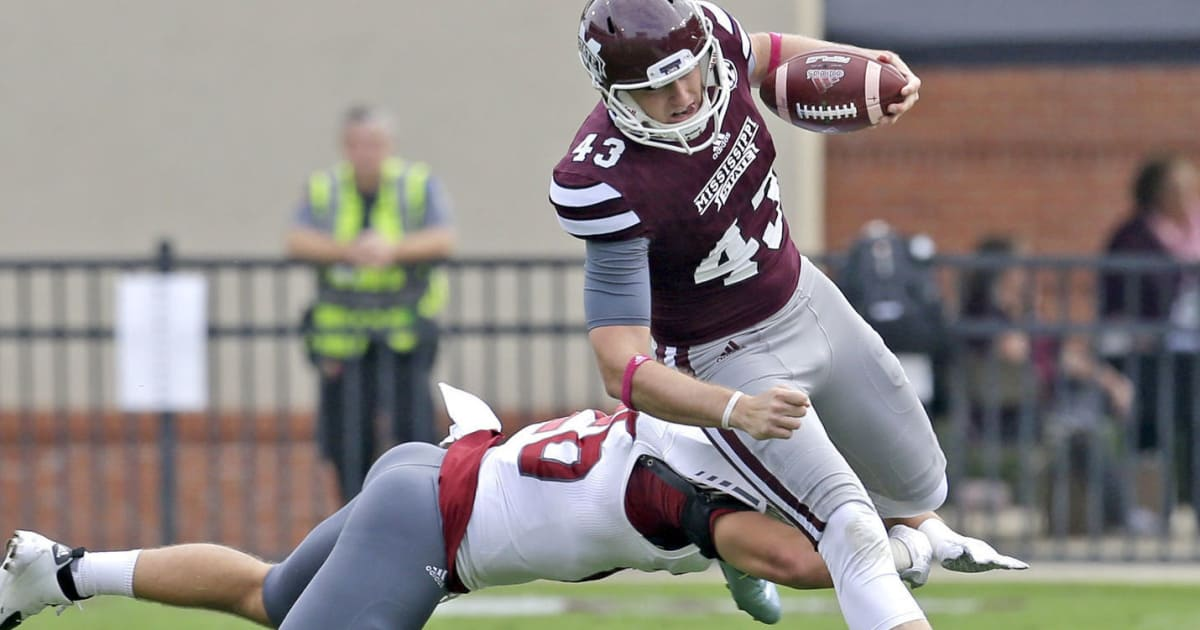 official photos 3d98b d0912 Jaguars Select Punter Logan Cooke With 247th Overall Pick | 12up