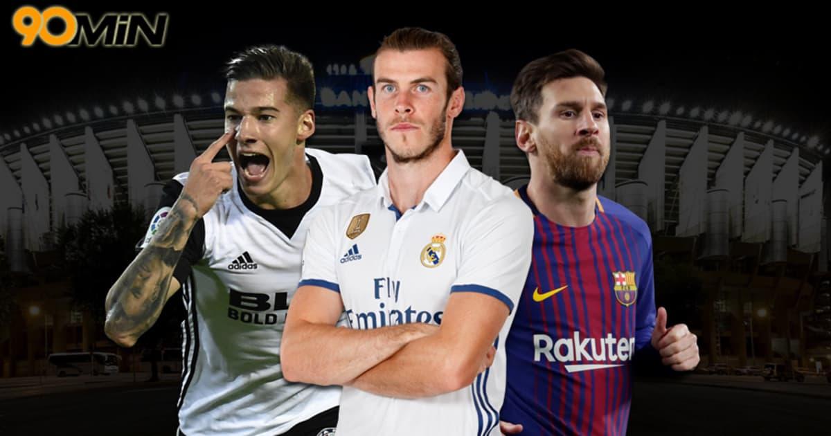 Điểm mặt những trận cầu hấp dẫn nhất vòng 14 La Liga: Real, Barca đụng ngay đối cứng!