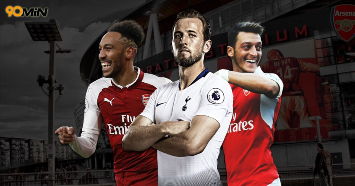 Arsenal – Tottenham (21h05 – 2/12): Thành London đón chào derby rực lửa!