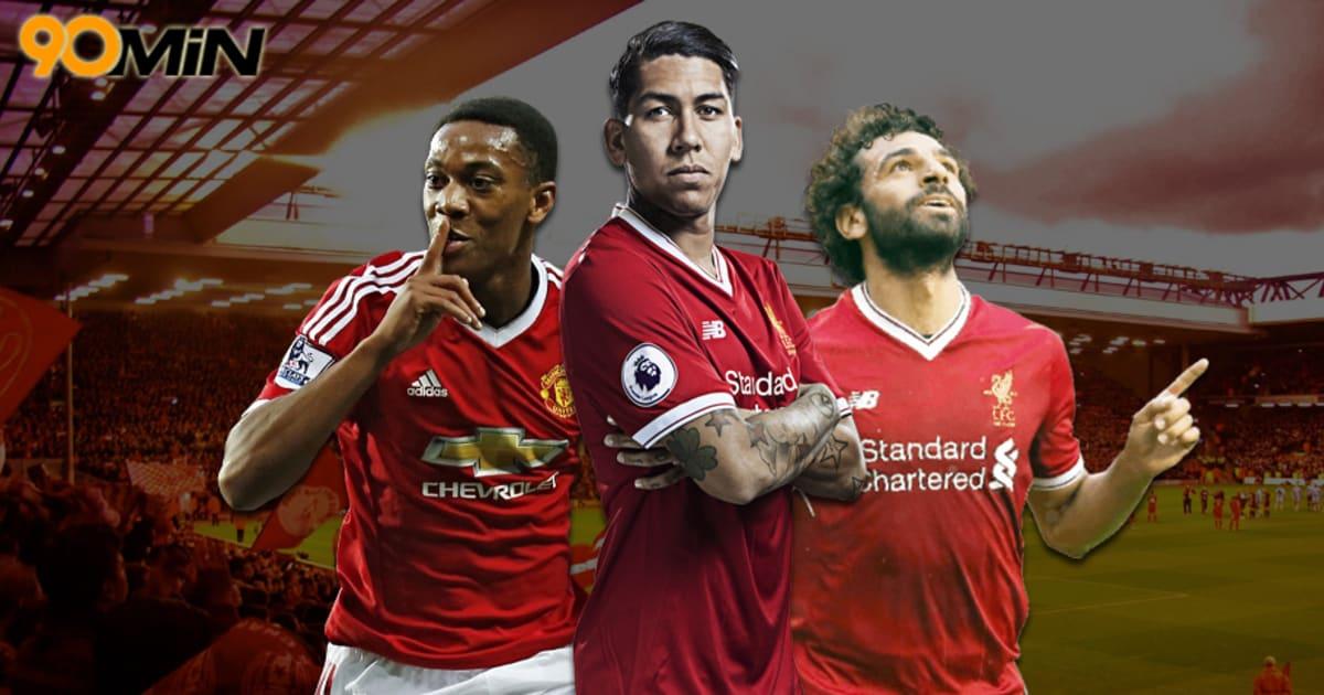Liverpool – Manchester United (23h – 16/12): Derby nước Anh, derby của lòng kiêu hãnh!
