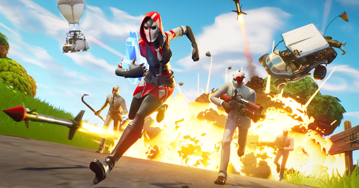 Launch Fireworks Fortnite How To Launch Fireworks