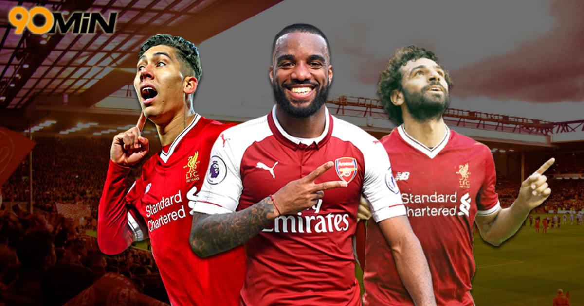 Liverpool vs Arsenal: Cản bước đội đầu bảng!