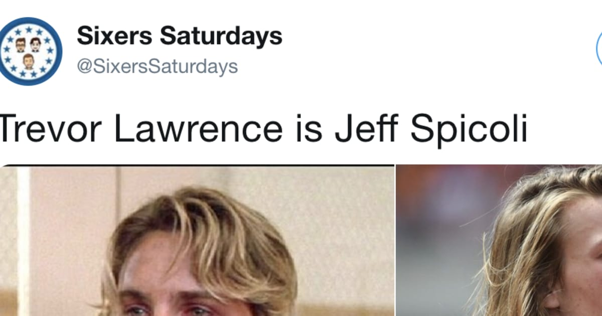 Trevor Lawrence Jeff Spicoli Comparisons Off The Charts