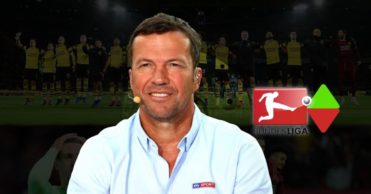 Matthäus tippt die Rückrunde: So sieht die Bundesliga-Tabelle am Ende aus