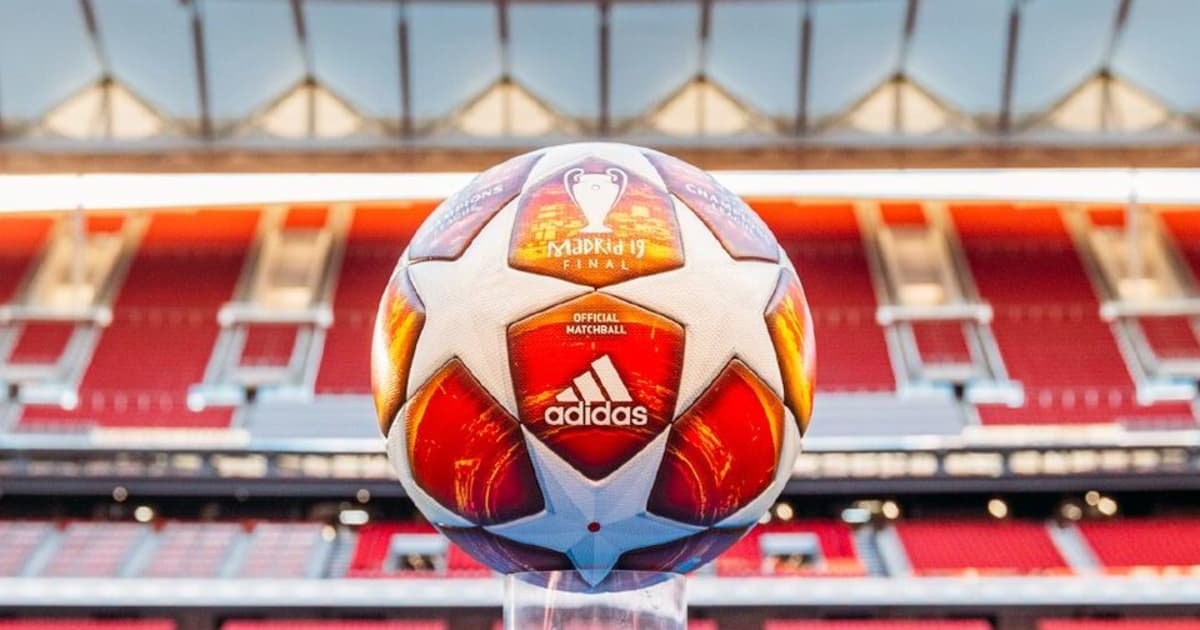 adidas Release Stunning Images of 2019 Champions League Final Match Ball & Brand New Boot Range