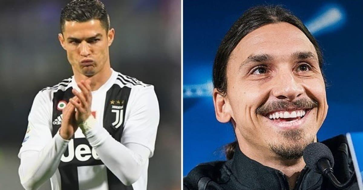 La punchline de Zlatan sur le transfert de Ronaldo à la Juve