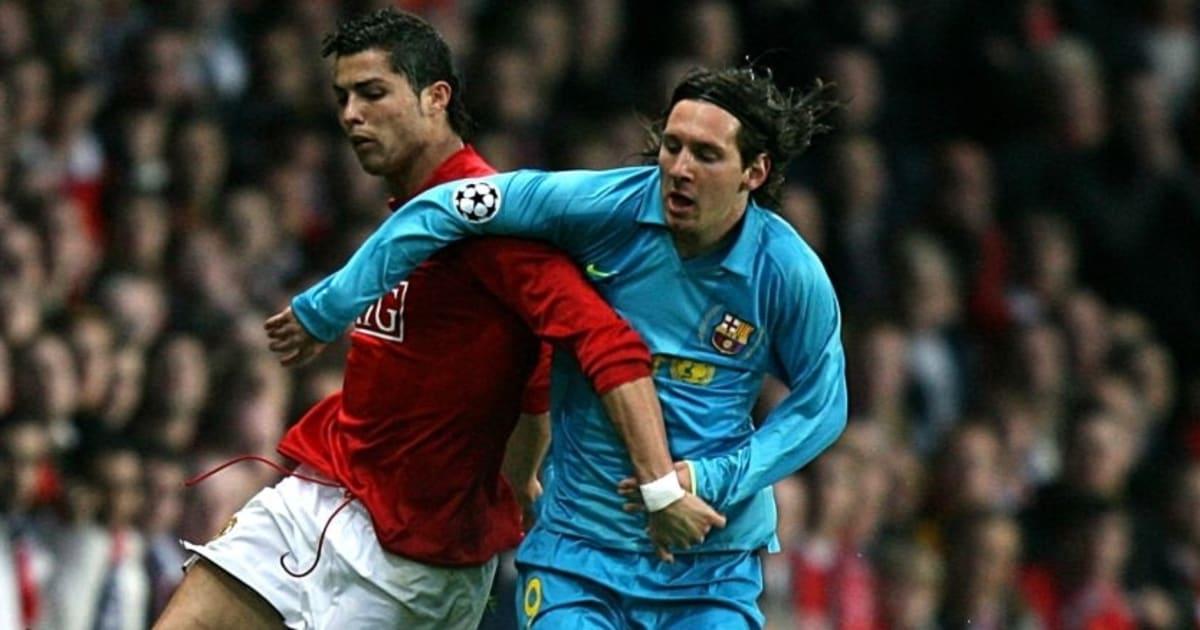 Lyon President Taunts Lionel Messi With Cristiano Ronaldo Comparison