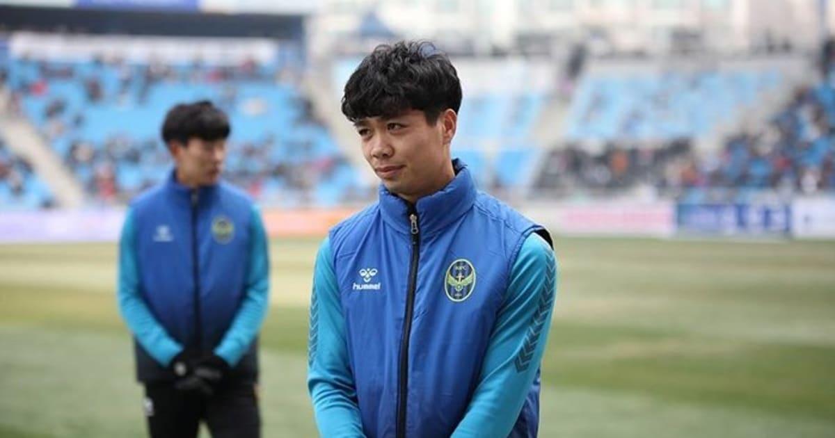 Công Phượng đá chính và lập hat-trick cho Incheon United