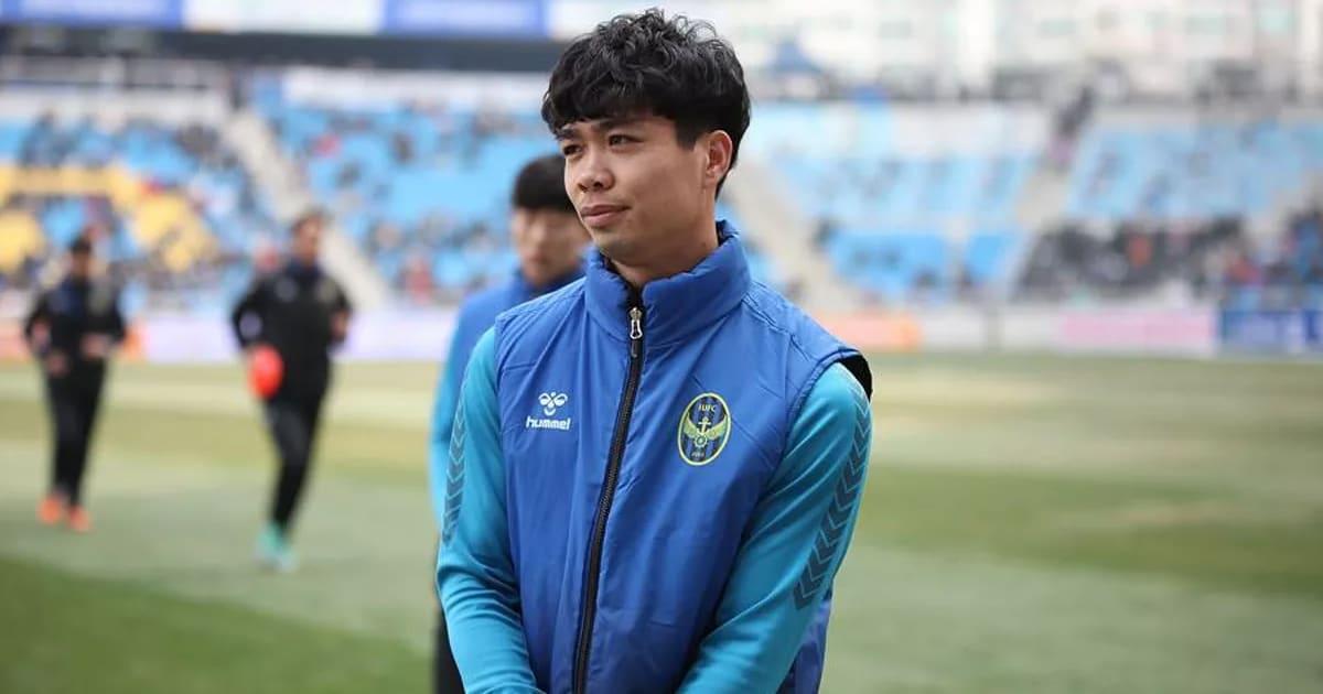 Công Phượng nói gì sau màn ra mắt K-League?