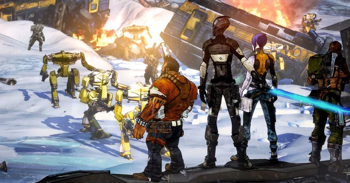 Borderlands 3 Leaked Characters: Who Will Be In The New