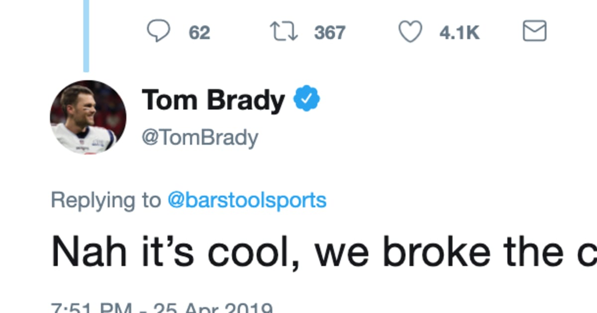 Tom Brady Claims He Broke the Madden Curse in Hilarious