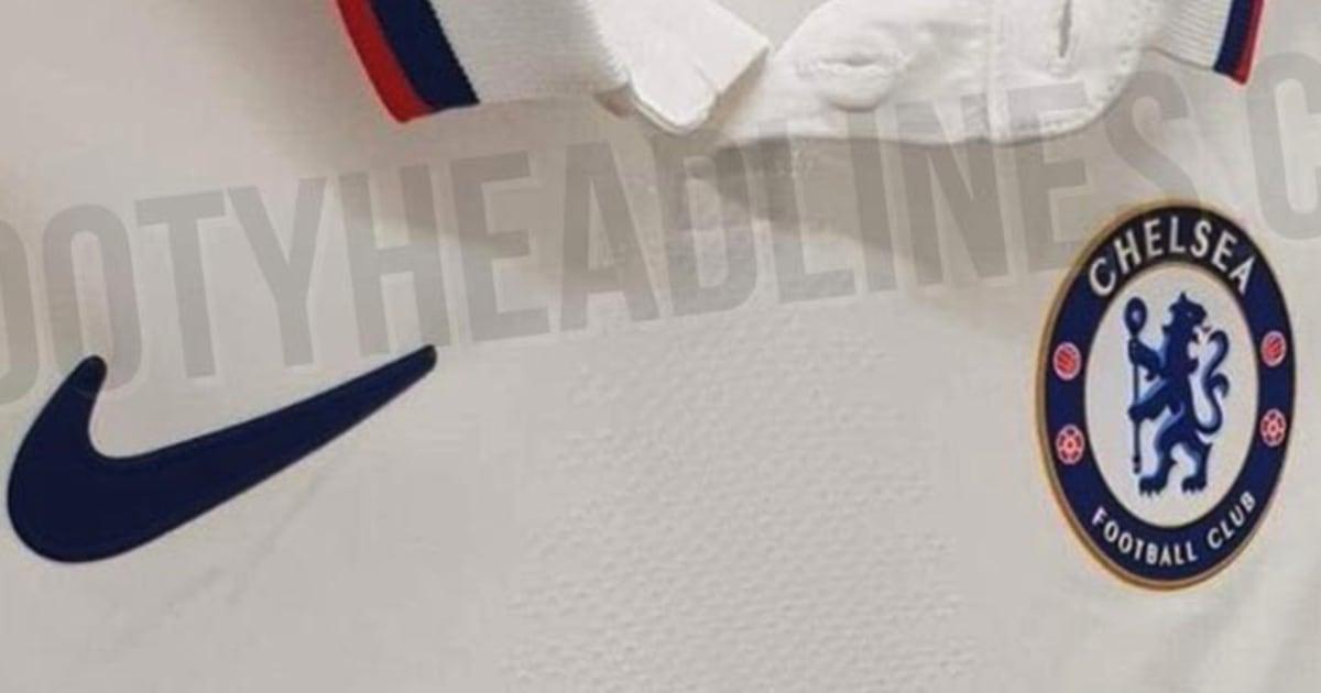 Chelsea Kit Leak: Images of New Away Shirt for 2019/20