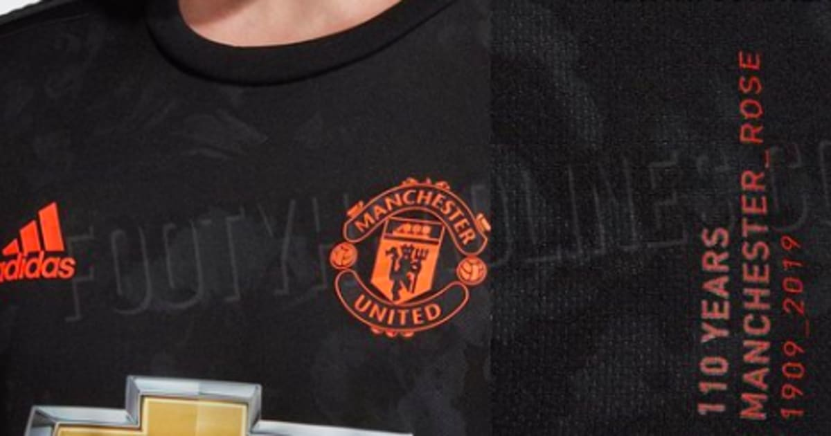 Man Utd Kit Leak: Images Emerge Online of Commemorative 2019