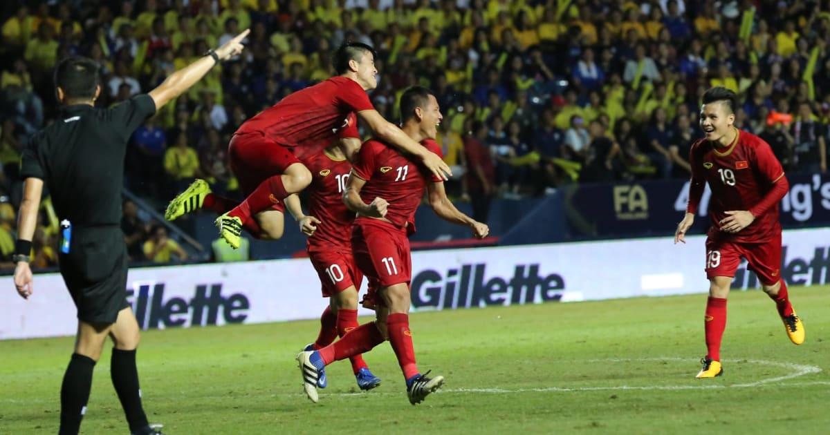Đức giúp Việt Nam thăng lên vị trí cao nhất trên BXH FIFA sau hơn 2 thập kỷ