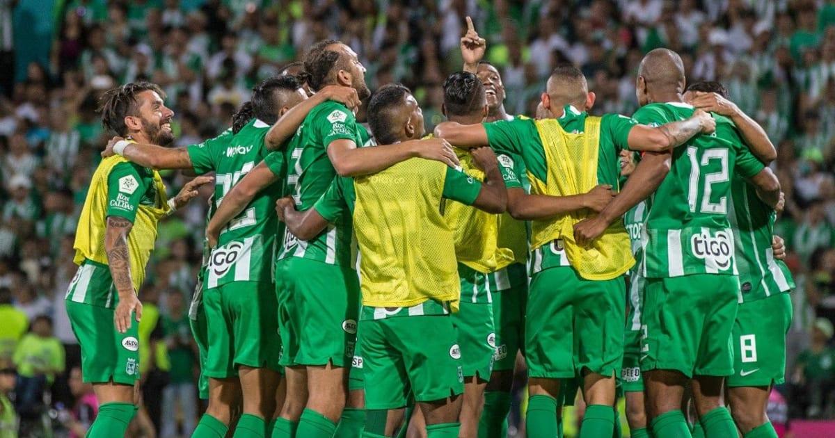 La programación de los partidos de Atlético Nacional para la segunda y tercera fecha - 90min