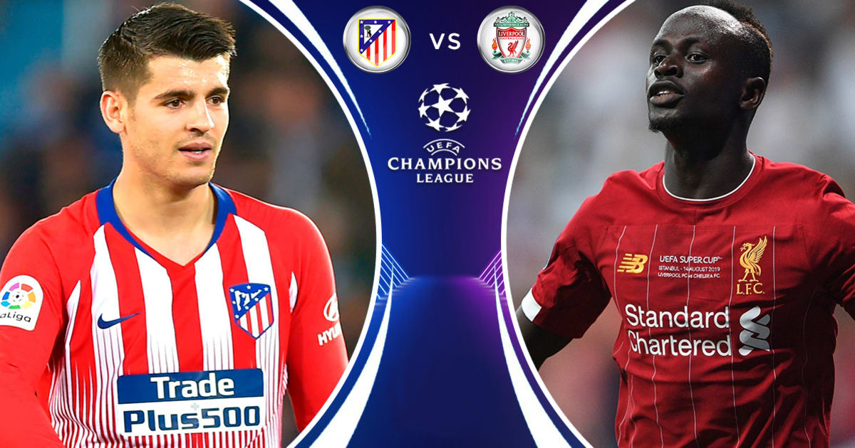 A Look at the Best Combined XI for Liverpool vs Atletico Madrid Ahead of Their Champions League Tie