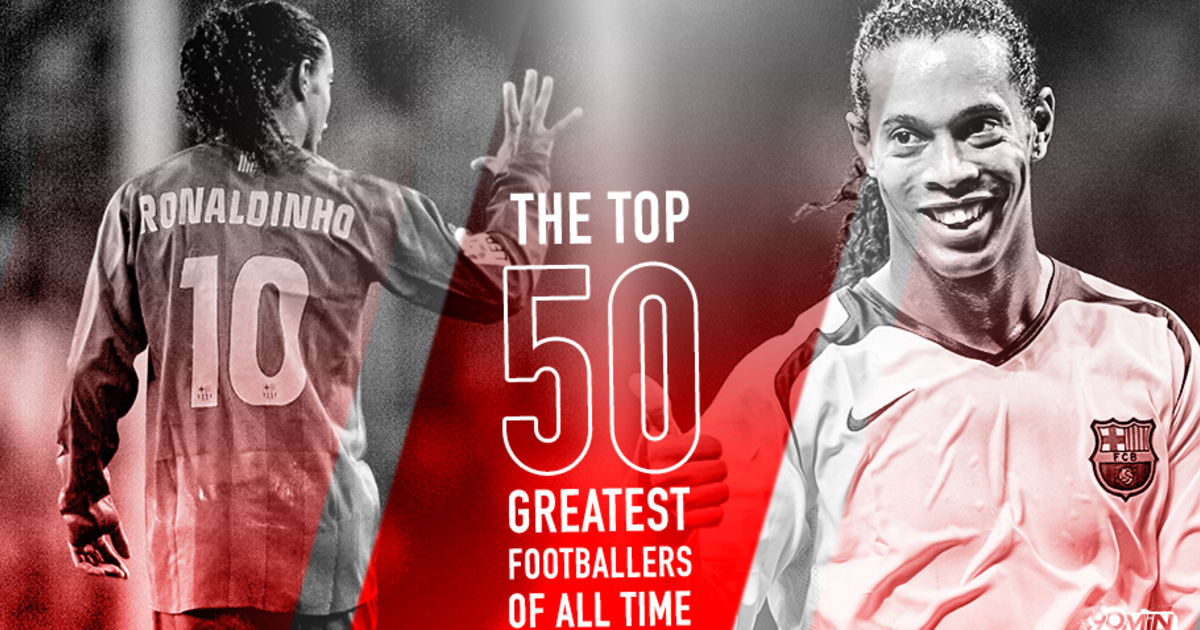 Ronaldinho: The Magician Who Brought Glory & Style Back to Barcelona