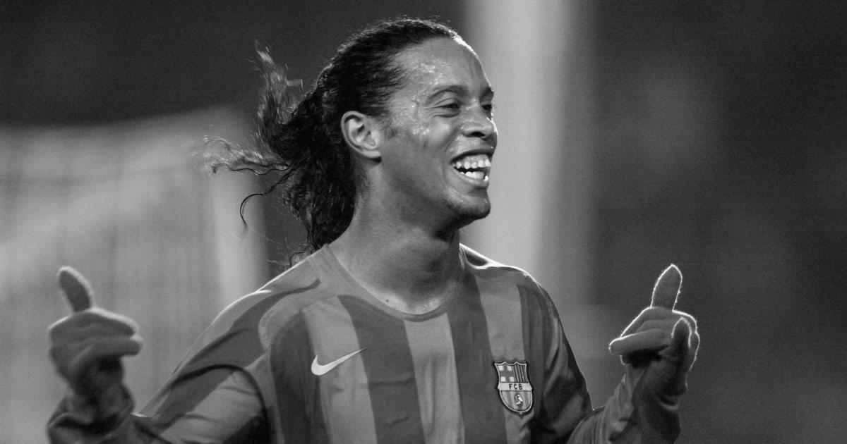 4 of the Best Moments of Ronaldinho's Career