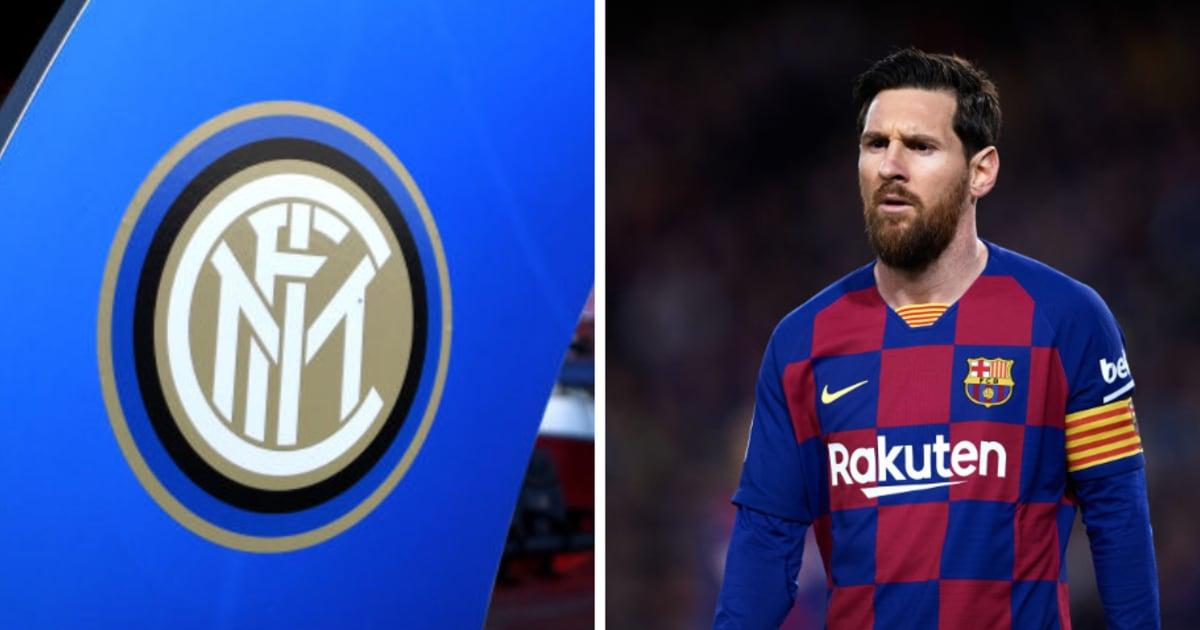 L'ancien président de l'Inter rêve de Lionel Messi