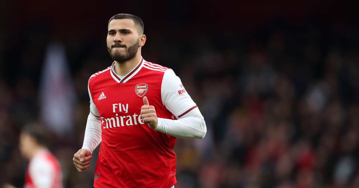Sead Kolasinac's Wife Held by UK Border Force After Attempting to Bring Stun Gun Into the UK