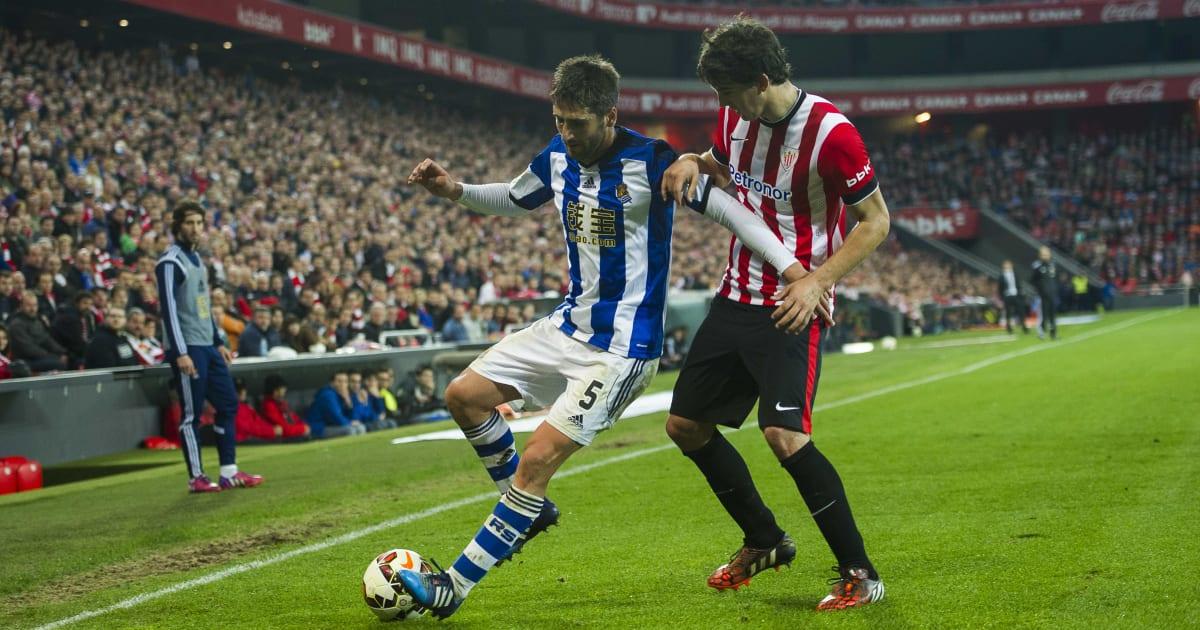 Athletic Bilbao vs Real Sociedad : 5 Classic Basque Derby Clashes