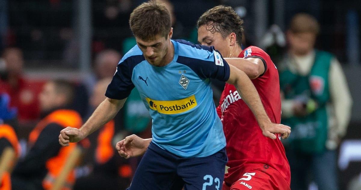 Aufstellung Bayer Leverkusen