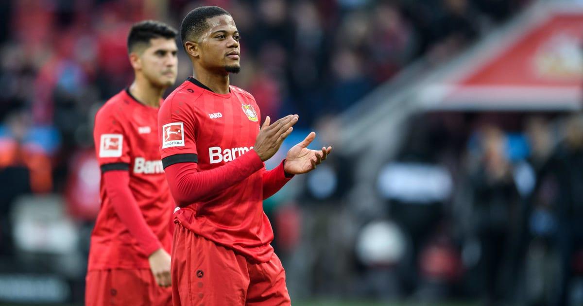 Sané-Ersatz aus Leverkusen? Man City schielt offenbar auf Leon Bailey