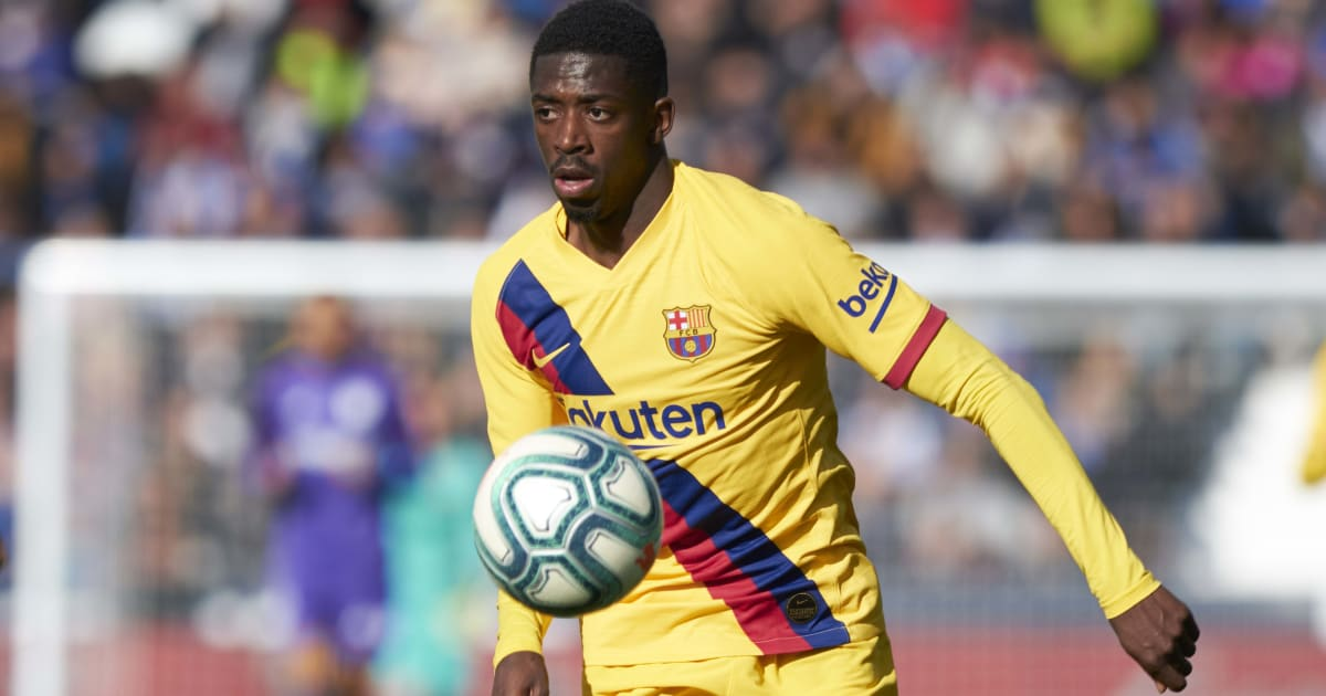 Liverpool Reportedly Looking to Sign Barcelona's Ousmane Dembele On Loan
