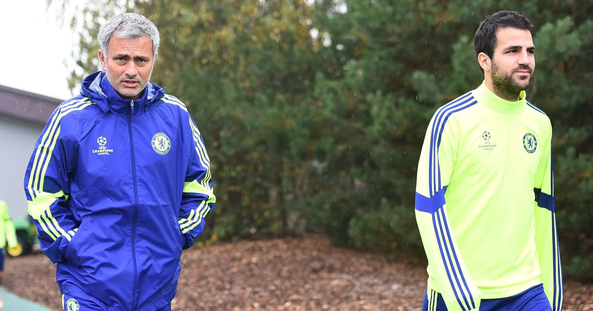 Cesc Fàbregas Reveals How José Mourinho Convinced Him to Join Chelsea