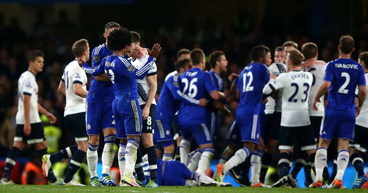 Chelsea Beat Tottenham 4-2 On Pen To Make EFL Cup Final ...
