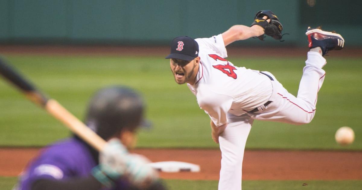Chris Sale es el primer lanzador que registra 17 ponches en siete entradas en la historia de la MLB – 12up