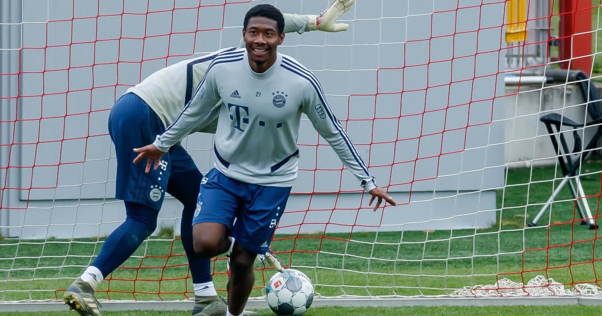 Flick hofft auf Alaba-Verlängerung: Wie stehen die Chancen des FC Bayern?