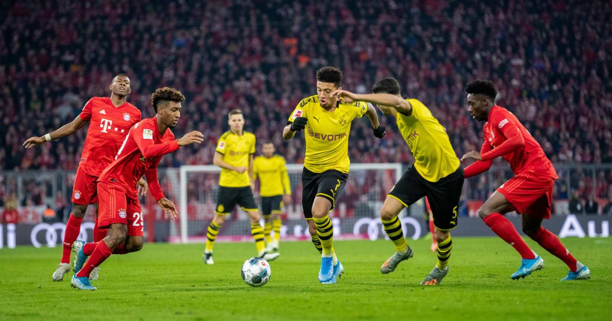 Bayern Dortmund Live Гјbertragung Zdf