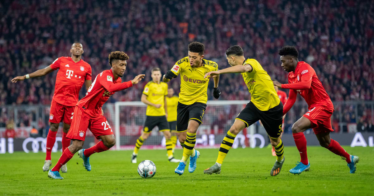 Borussia Dortmund vs Bayern Munich Preview: How to Watch on TV, Live Stream, Kick-Off Time & Team News