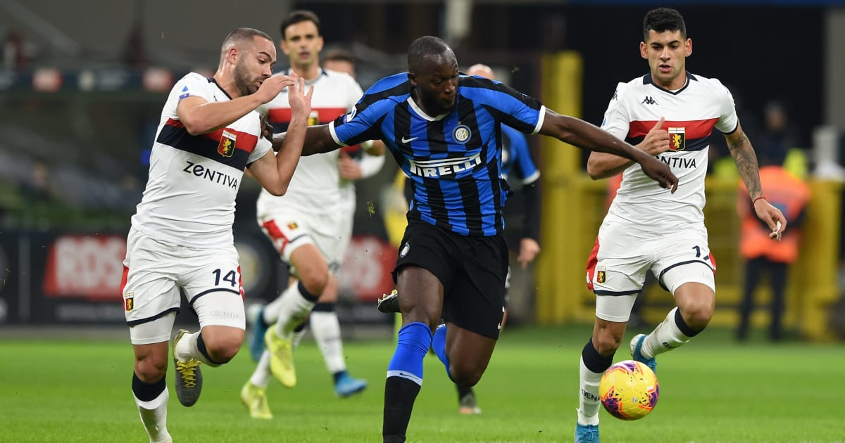 Where to find Inter Milan vs. Genoa on US TV and streaming ...  |Genoa,-inter