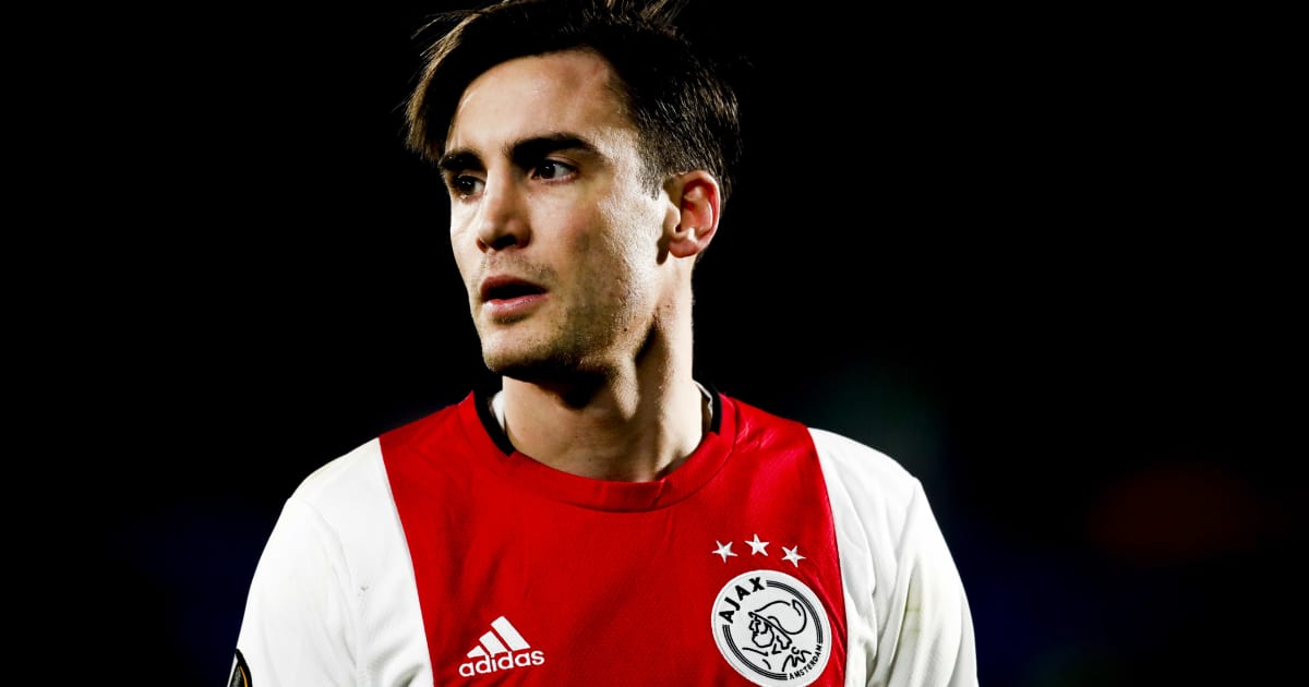 Assessing the Options for Outgoing Ajax Left - Back Nicolás Tagliafico This Summer