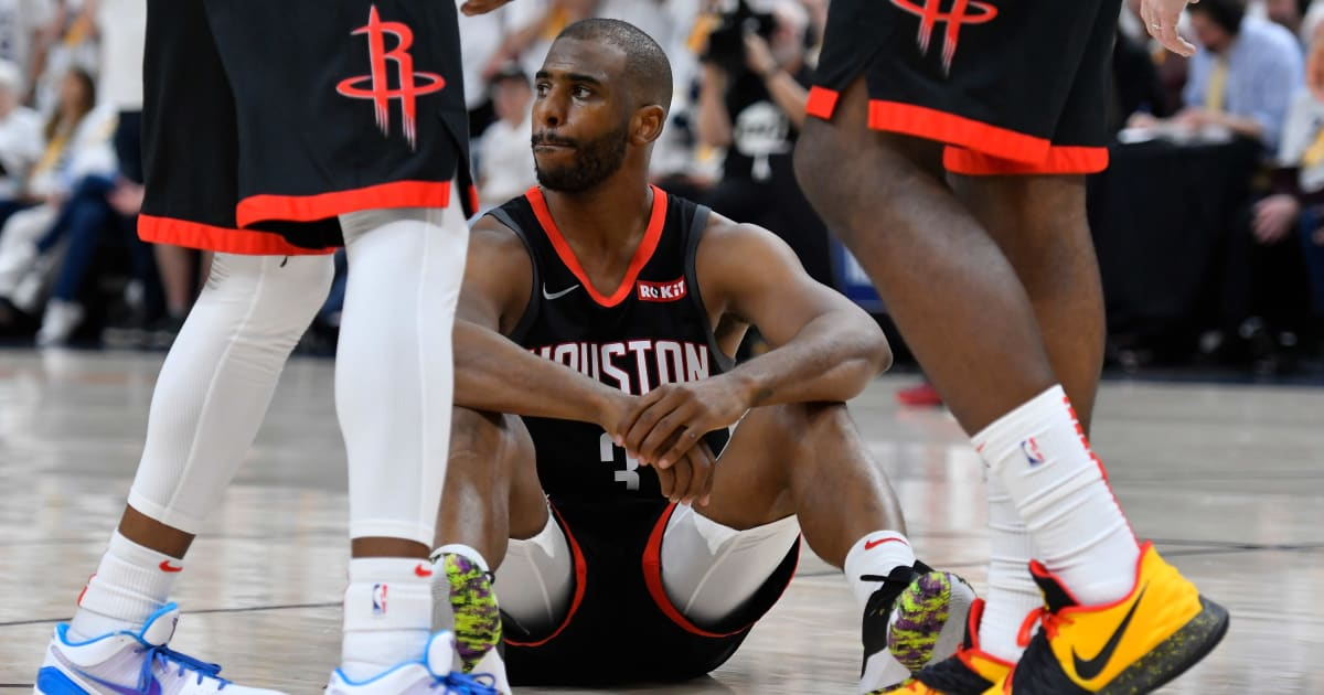 3 Teams Dumb Enough to Take on Chris Paul's Contract | 12up