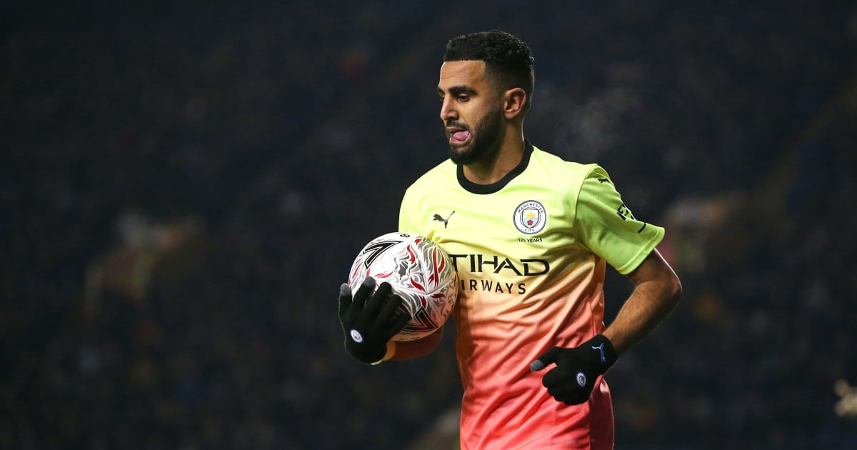 Manchester City's Riyad Mahrez Becomes Latest Footballer to See His Penthouse Robbed by Burglars