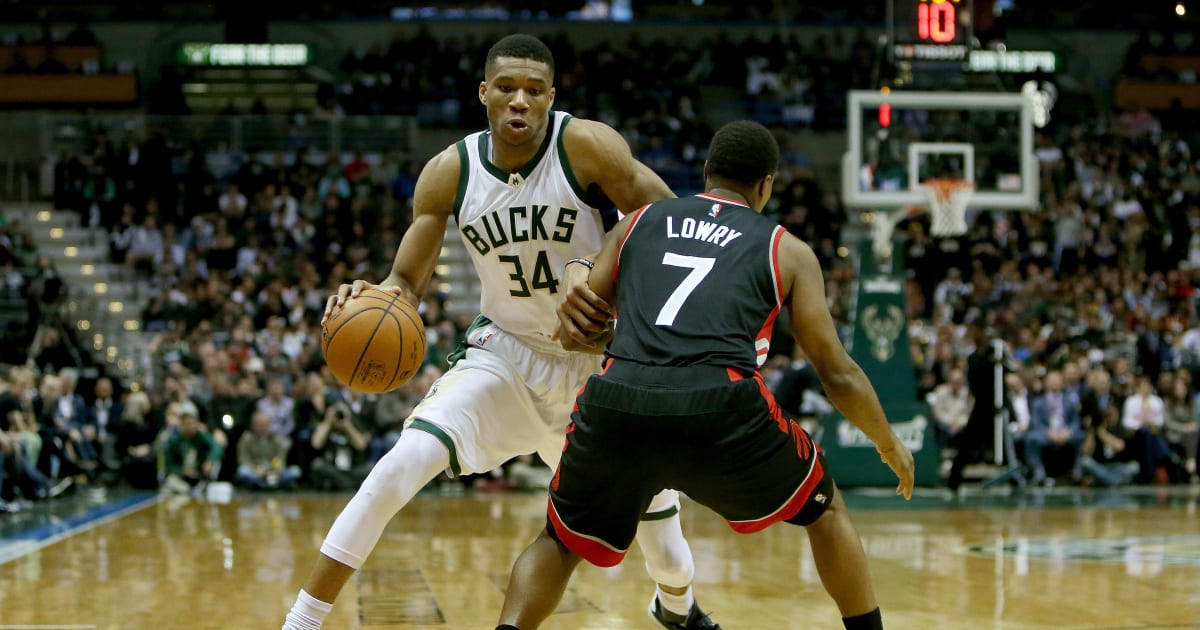 bucks vs raptors - photo #31