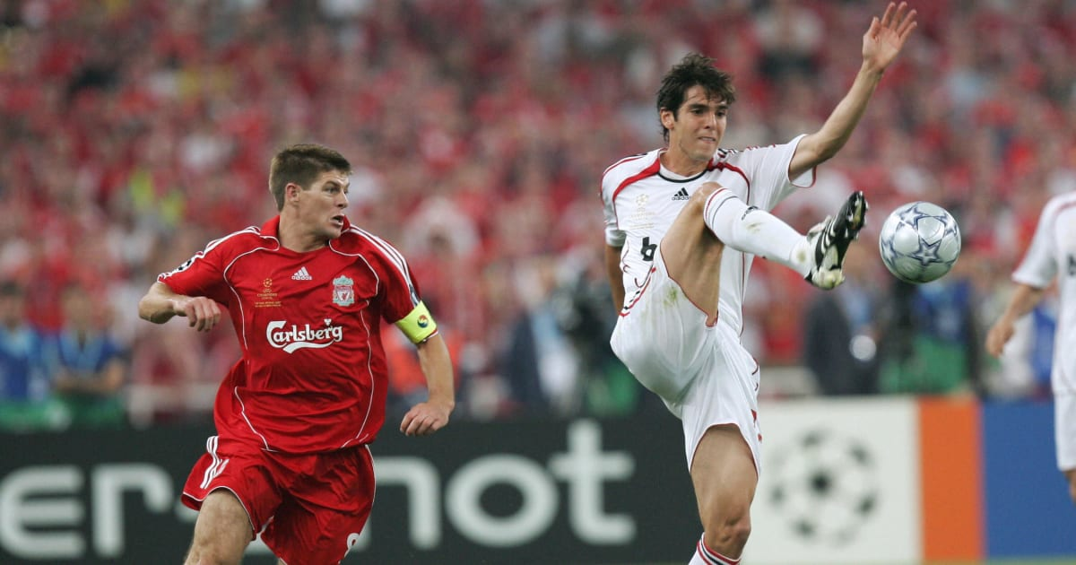 Kaka Shows Liverpool Love by Picking Steven Gerrard & Jurgen Klopp Over Premier League Legends