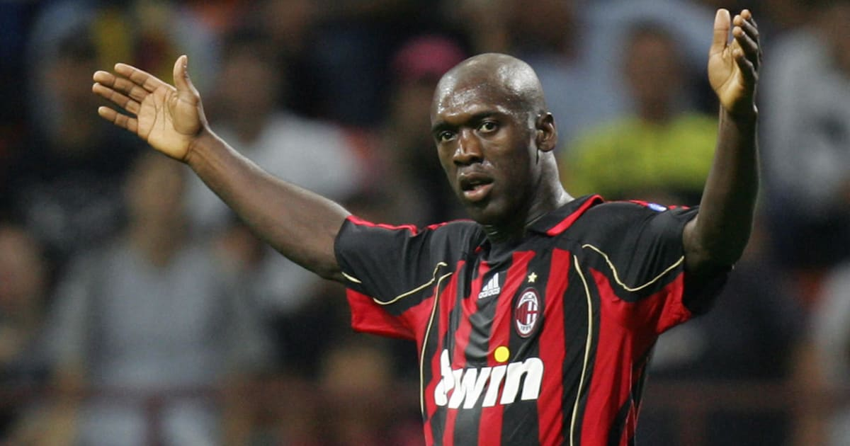 Clarence Seedorf Reveals the 3 Premier League Clubs He Came Close to Joining
