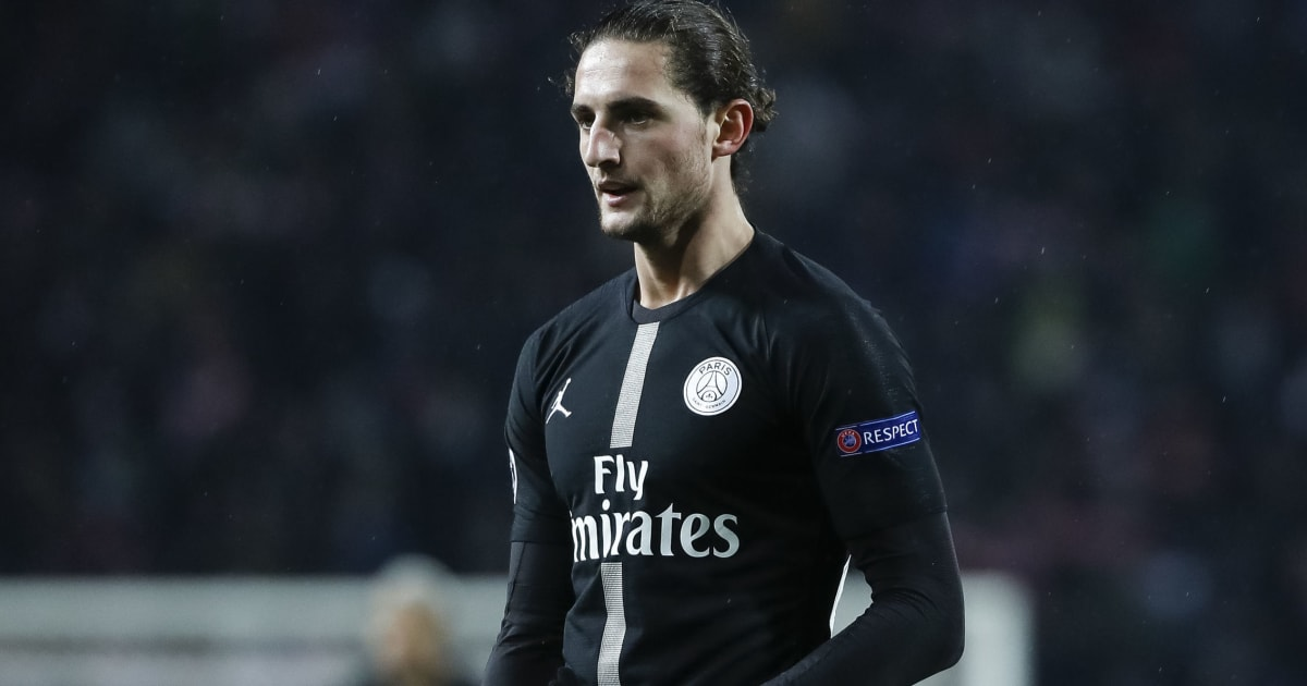Barcelona Target Adrien Rabiot All Set to be Demoted to PSG's Reserve Team