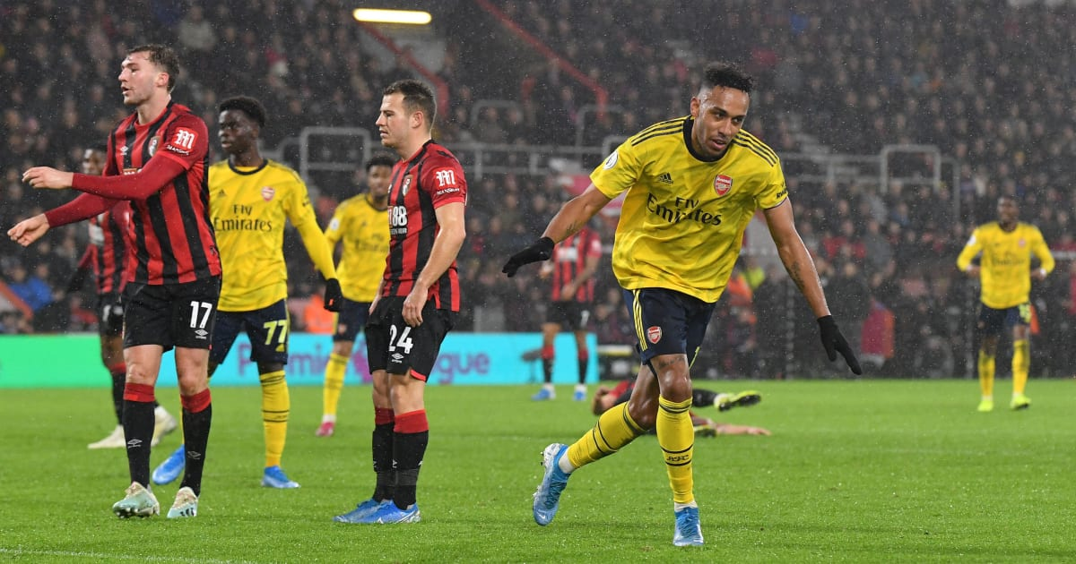 bournemouth vs arsenal - photo #12